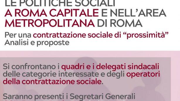 Attivo unitario CGIL Lazio, CISL Lazio, UIL Lazio